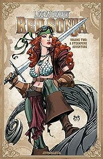 Legenderry Red Sonja Vol. 2: A Steampunk Adventure