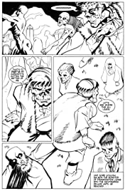The Frankenstein Zombie #1