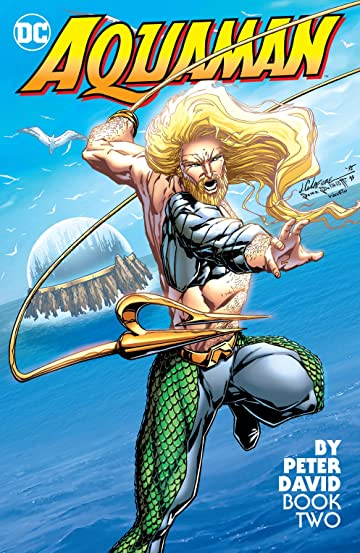 Aquaman by Peter David Book Two