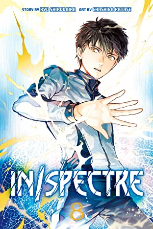 In/Spectre Tome 8