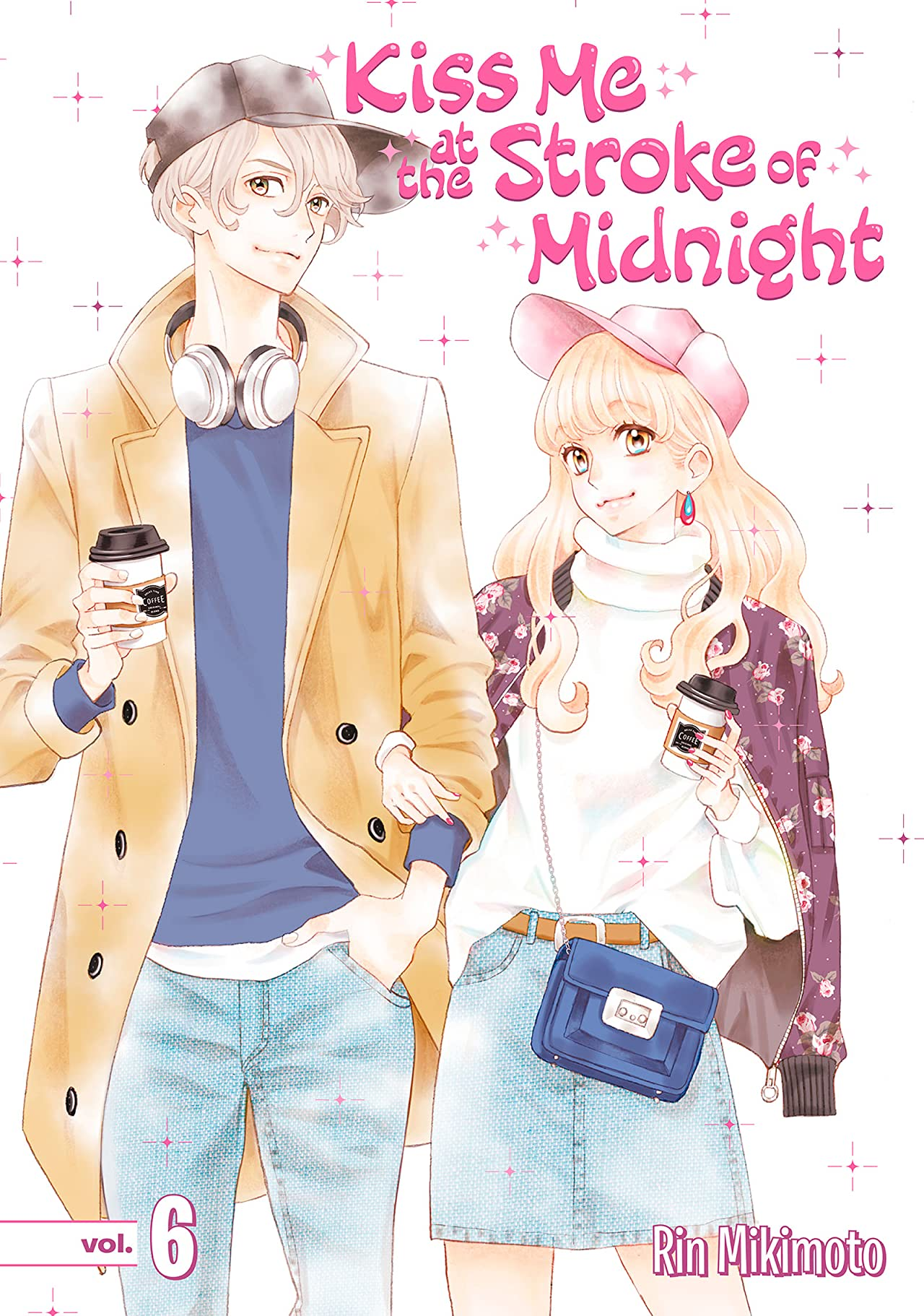 Kiss Me At the Stroke of Midnight Vol. 6
