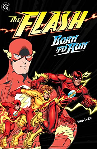 The Flash: Born to Run