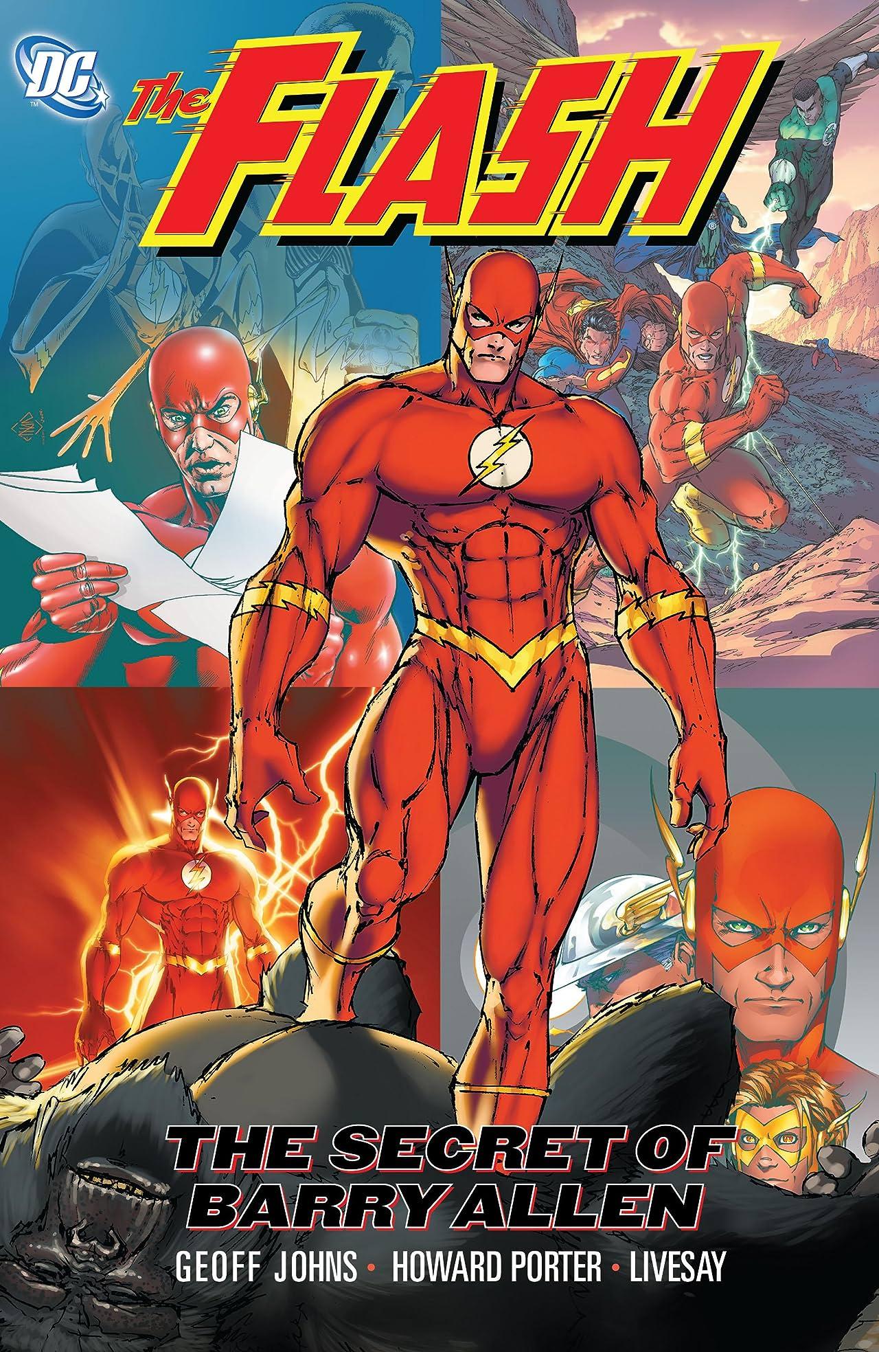 Flash: The Secret of Barry Allen