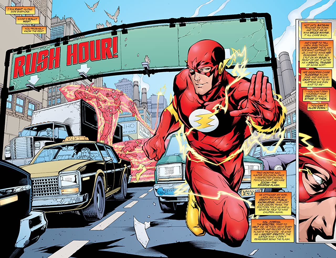 Flash: The Secret of Barry Allen