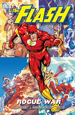 Flash: Rogue War