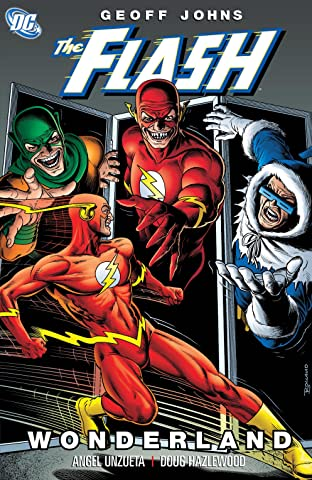 The Flash (1987-2009): Wonderland