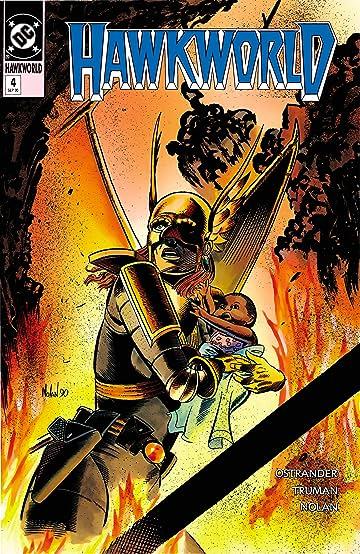 Hawkworld (1989-1993) #4