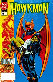 Hawkman (1993-1996) #10