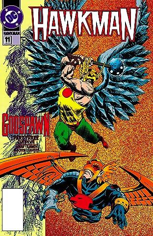 Hawkman (1993-1996) No.11