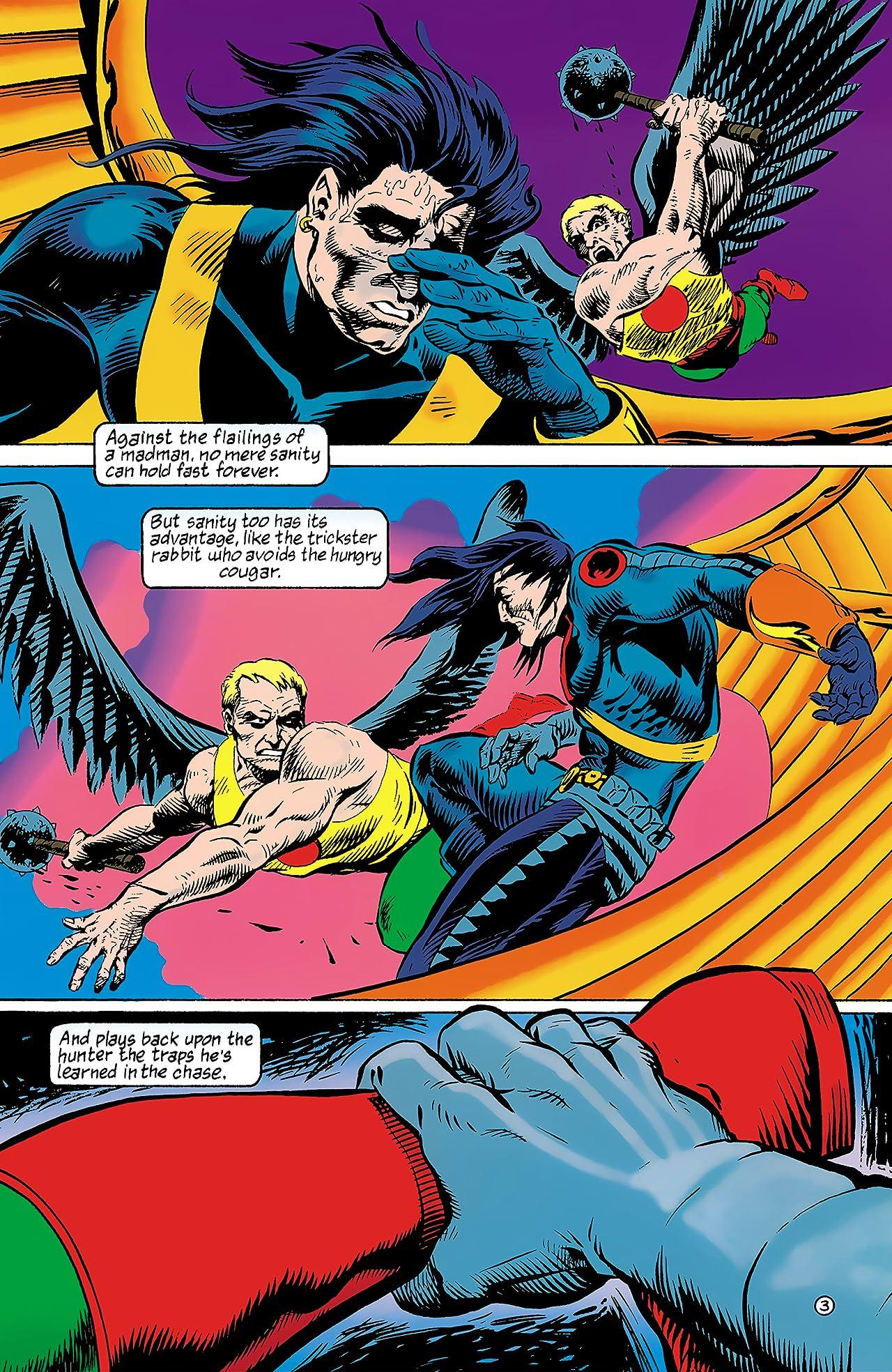 Hawkman (1993-1996) #12