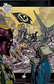 Legion of Super Heroes (2005-2009) #14