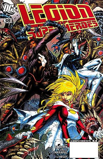Legion of Super-Heroes (2005-2009) #38