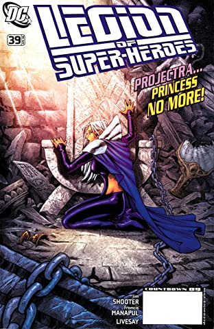 Legion of Super-Heroes (2005-2009) #39