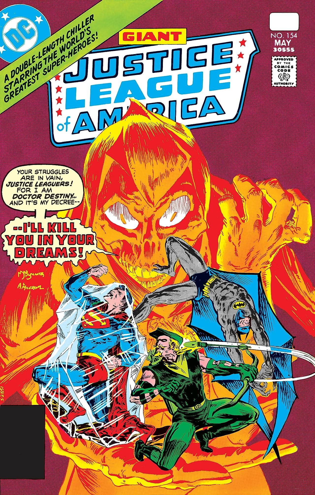 Justice League of America (1960-1987) #154