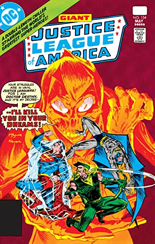 Justice League of America (1960-1987) #154