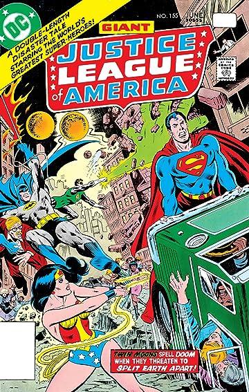 Justice League of America (1960-1987) #155