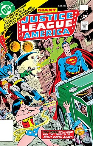 Justice League of America (1960-1987) #155