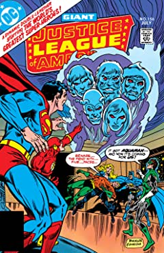 Justice League of America (1960-1987) No.156