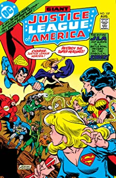 Justice League of America (1960-1987) No.157