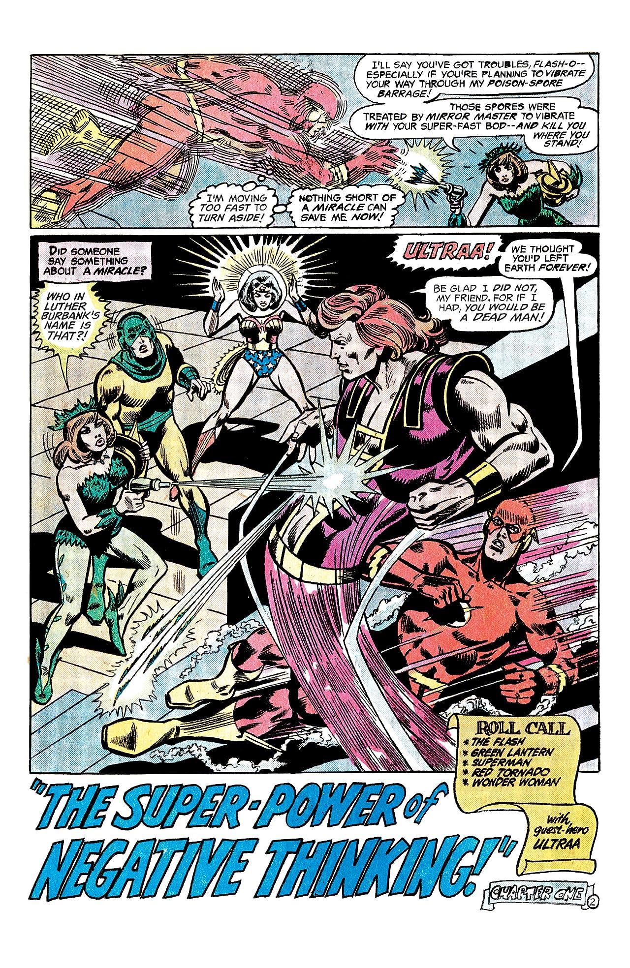 Justice League of America (1960-1987) #158