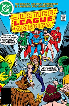 Justice League of America (1960-1987) No.158