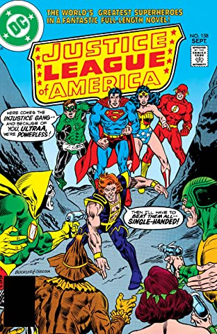 Justice League of America (1960-1987) #158