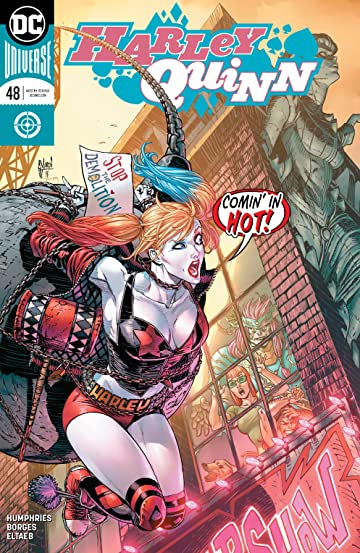 Harley Quinn (2016-) #48