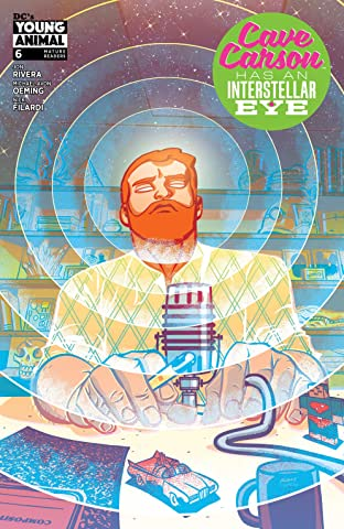 Cave Carson Has an Interstellar Eye (2018) No.6