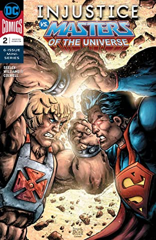 Injustice Vs. Masters of the Universe (2018-) #2