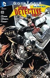 Detective Comics (2011-2016) #28