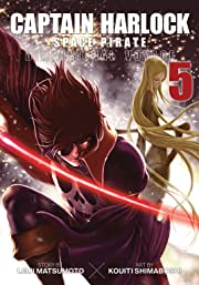 Captain Harlock Space Pirate: Dimensional Voyage Vol. 5