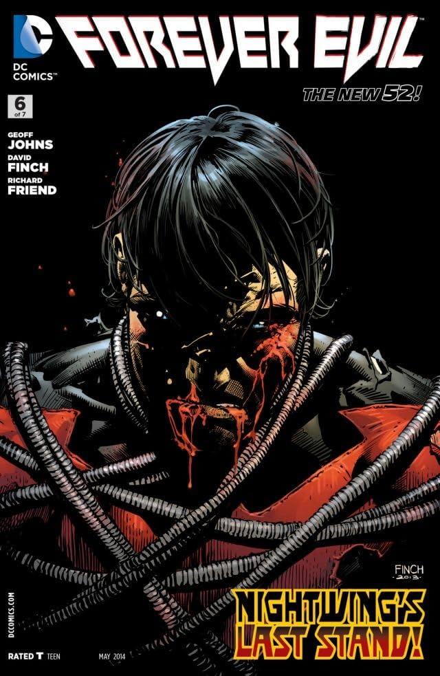 Forever Evil (2013-2014) #6