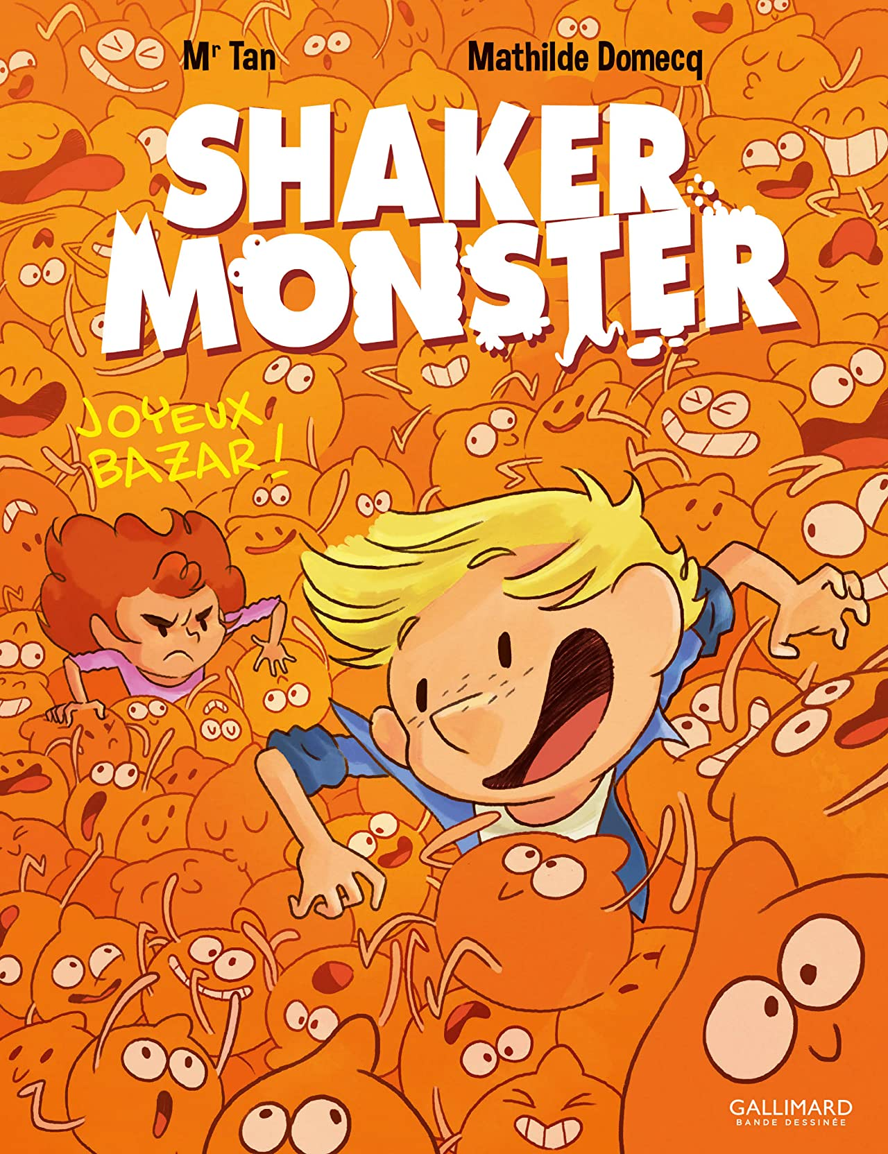 Shaker Monster Vol. 3: Joyeux bazar!