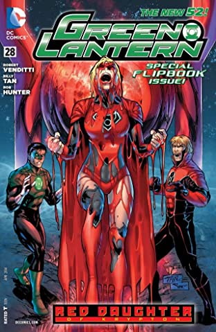 Green Lantern/Red Lanterns (2011-2016) #28