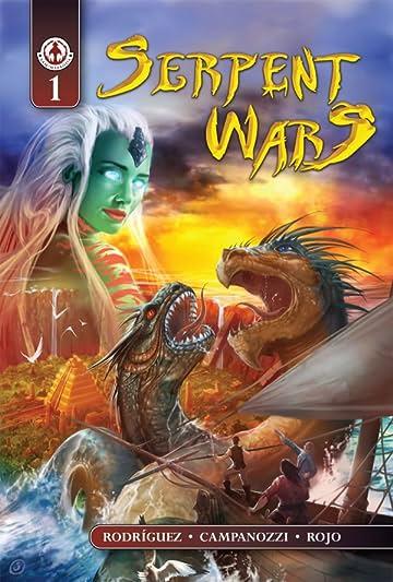 Serpent Wars Preview #1