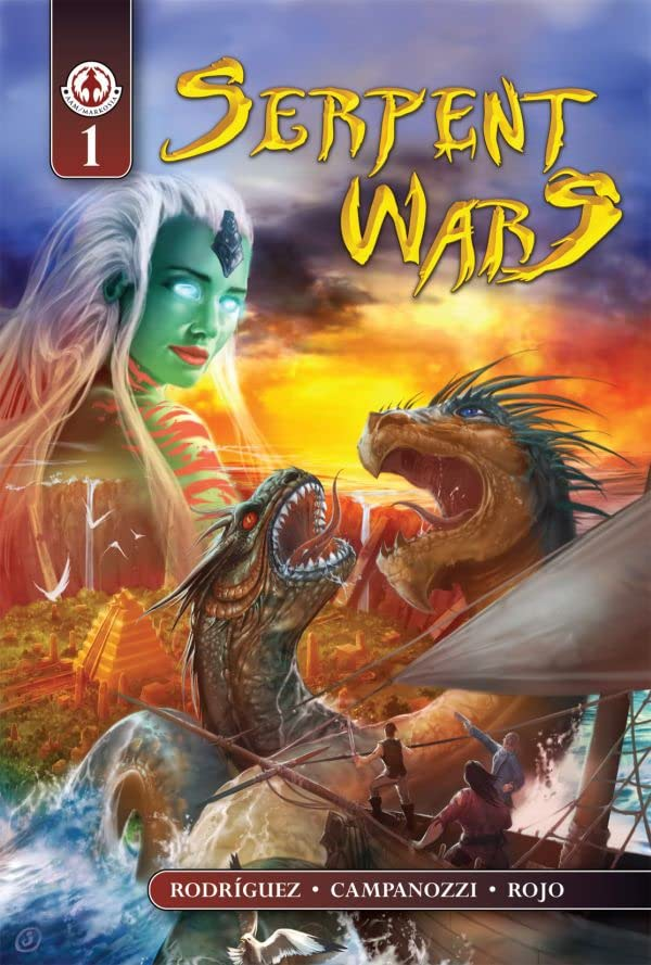 Serpent Wars Preview #1