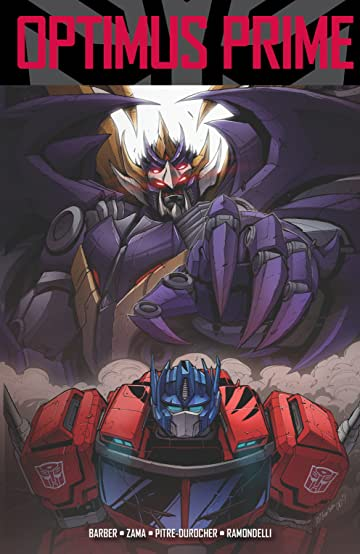 Transformers: Optimus Prime Vol. 4