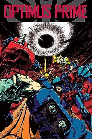Transformers: Optimus Prime Vol. 4