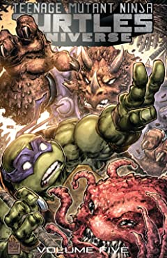 Teenage Mutant Ninja Turtles Universe Vol. 5: The Coming Doom
