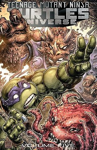 Teenage Mutant Ninja Turtles Universe Tome 5: The Coming Doom