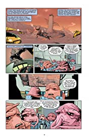 Teenage Mutant Ninja Turtles Universe Vol. 5: The Coming Doom