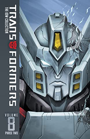 Transformers: IDW Collection - Phase Two Tome 8