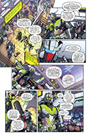 Transformers: IDW Collection - Phase Two Vol. 8