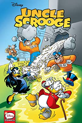 Uncle Scrooge Vol. 11: Whom the Gods Would Destroy