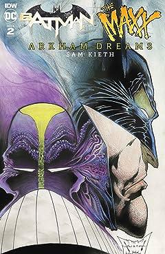 Batman/The Maxx No.2 (sur 5)
