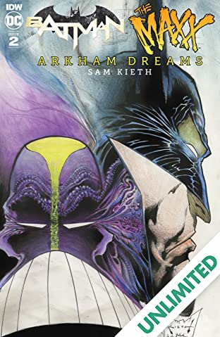 Batman/The Maxx #2 (of 5)
