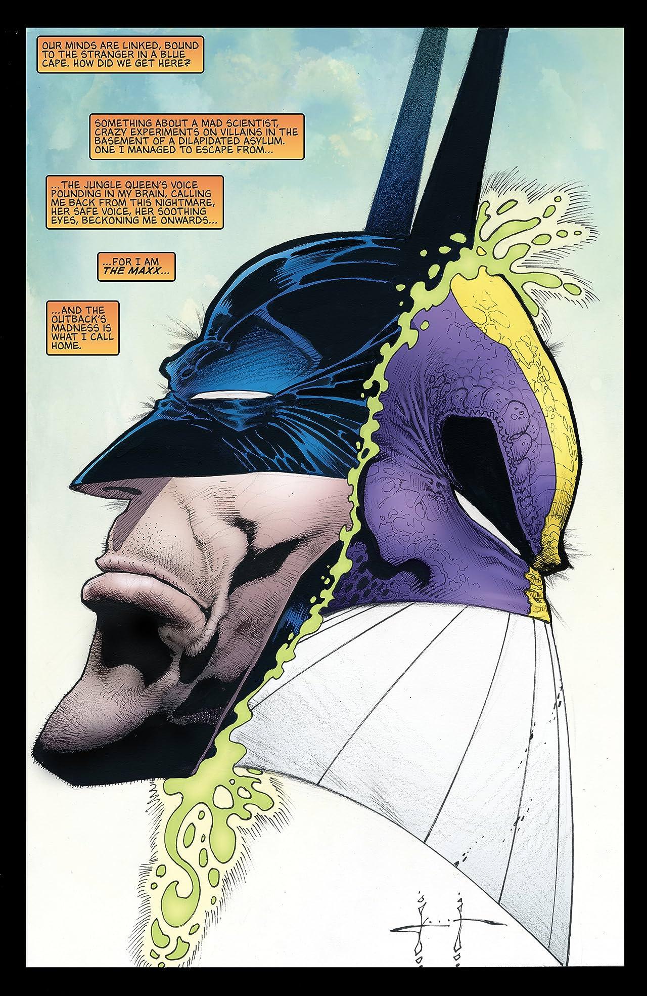 Batman/The Maxx #2 (of 5)