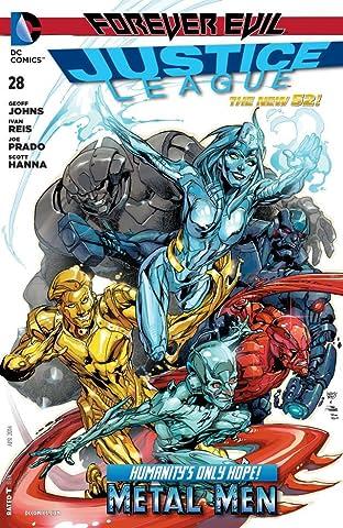 Justice League (2011-2016) #28