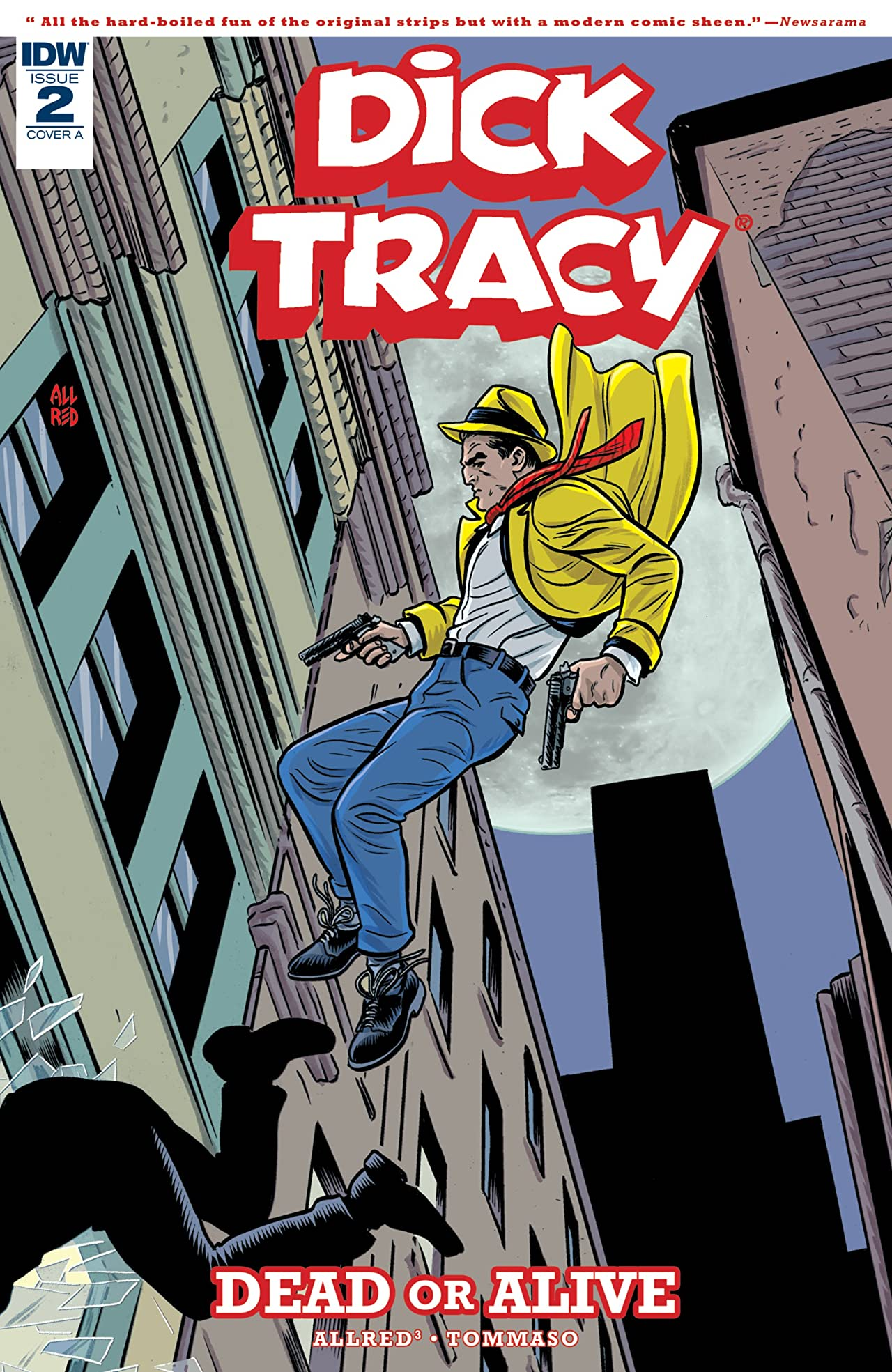 Dick Tracy: Dead or Alive #2 (of 4)