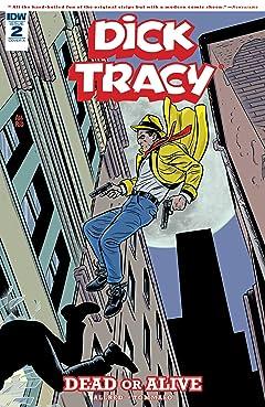 Dick Tracy: Dead or Alive No.2 (sur 4)